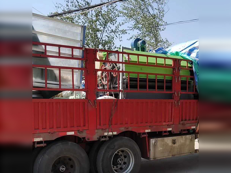 加重型一米开松机装车